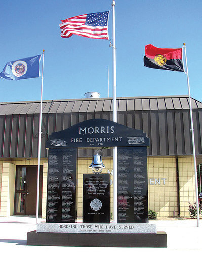 Morris, Minnesota Fire Department